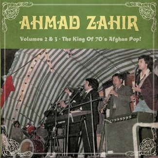 Volume 2 & 3 - The King Of 70s Afghan Pop