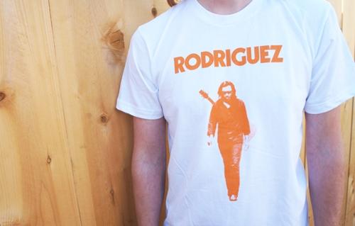 Rodriguez 2012 Tour Shirts - Walking Tee