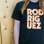 Rodriguez 2012 Tour Shirts - Letter Tee
