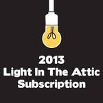 2013 Light In The Attic Subscription