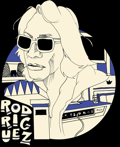 Rotter & Friends - Rodriguez Tee
